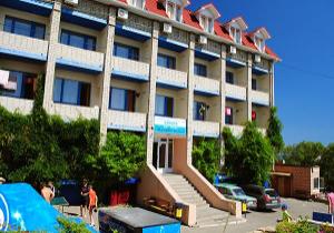 База отдыха «Голубой факел» полноценный и доступный отдых на Чёрном море для детей и взрослых.