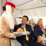 Российские туристы готовы отказаться от спиртного в самолёте?