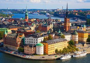 Тур в Швецию и Финляндию из Красноярска