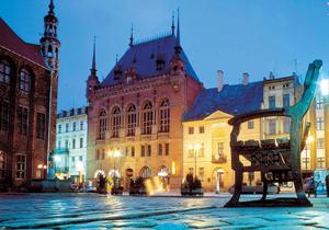 автобусный тур по чехии: