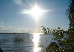 озеро шира Хакасия